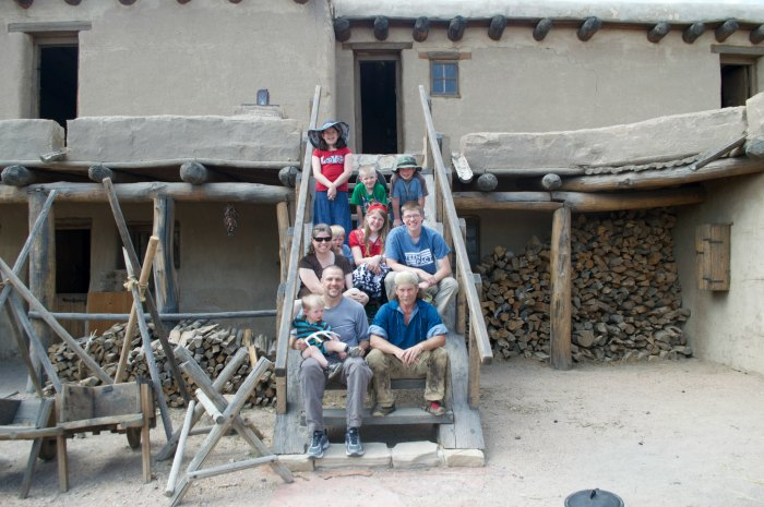 Old Bent's Fort - La Junta, CO